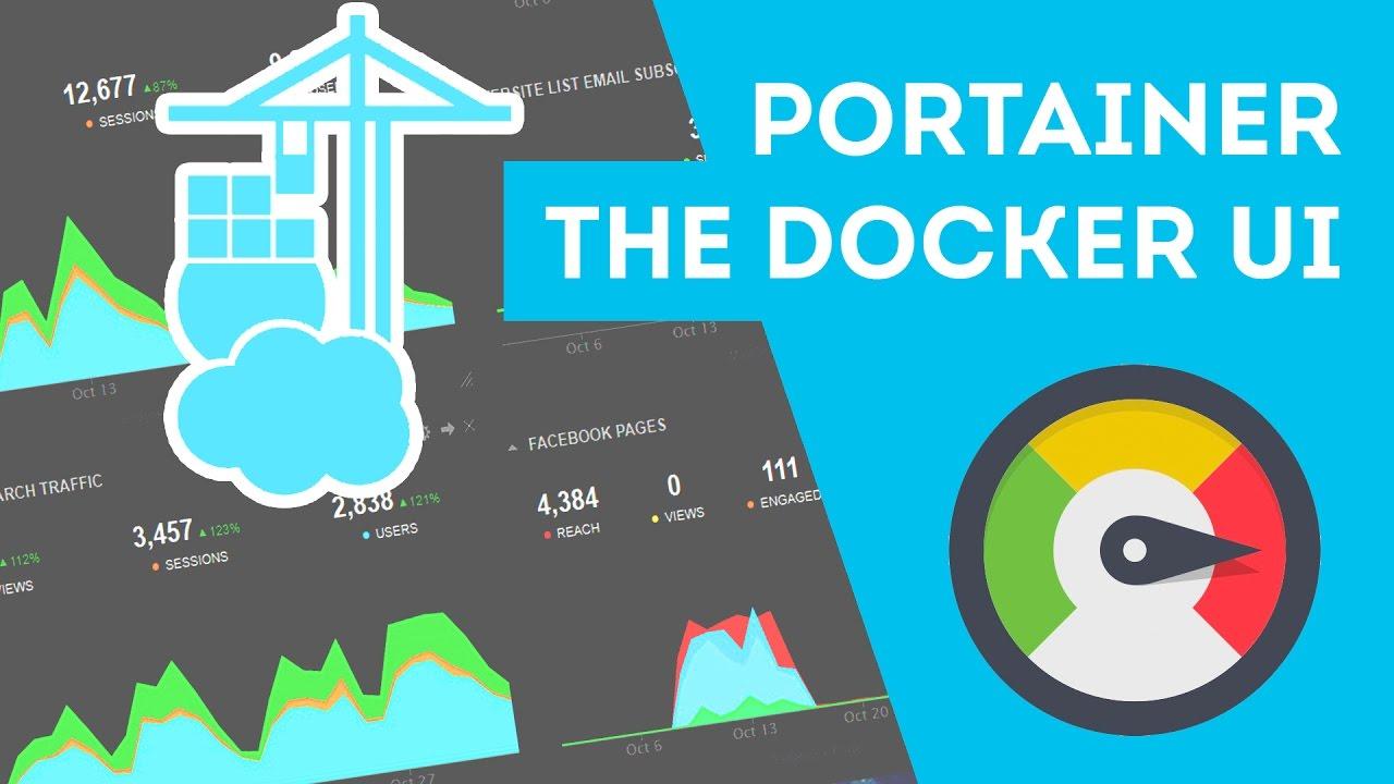 Картинки по запросу Portainer docker compose