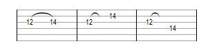 Гитарное звукоизвлечение - хаммер