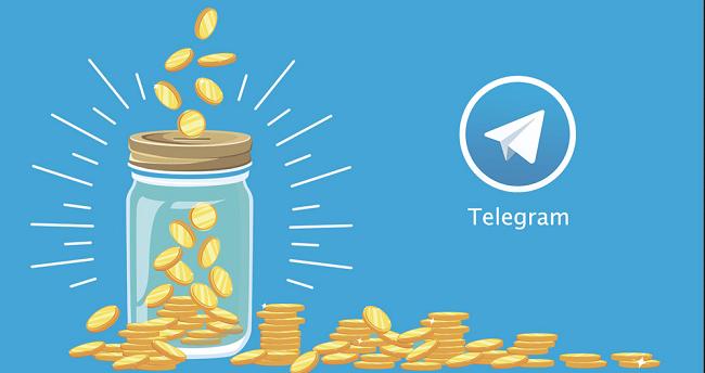 как заработать в телеграм